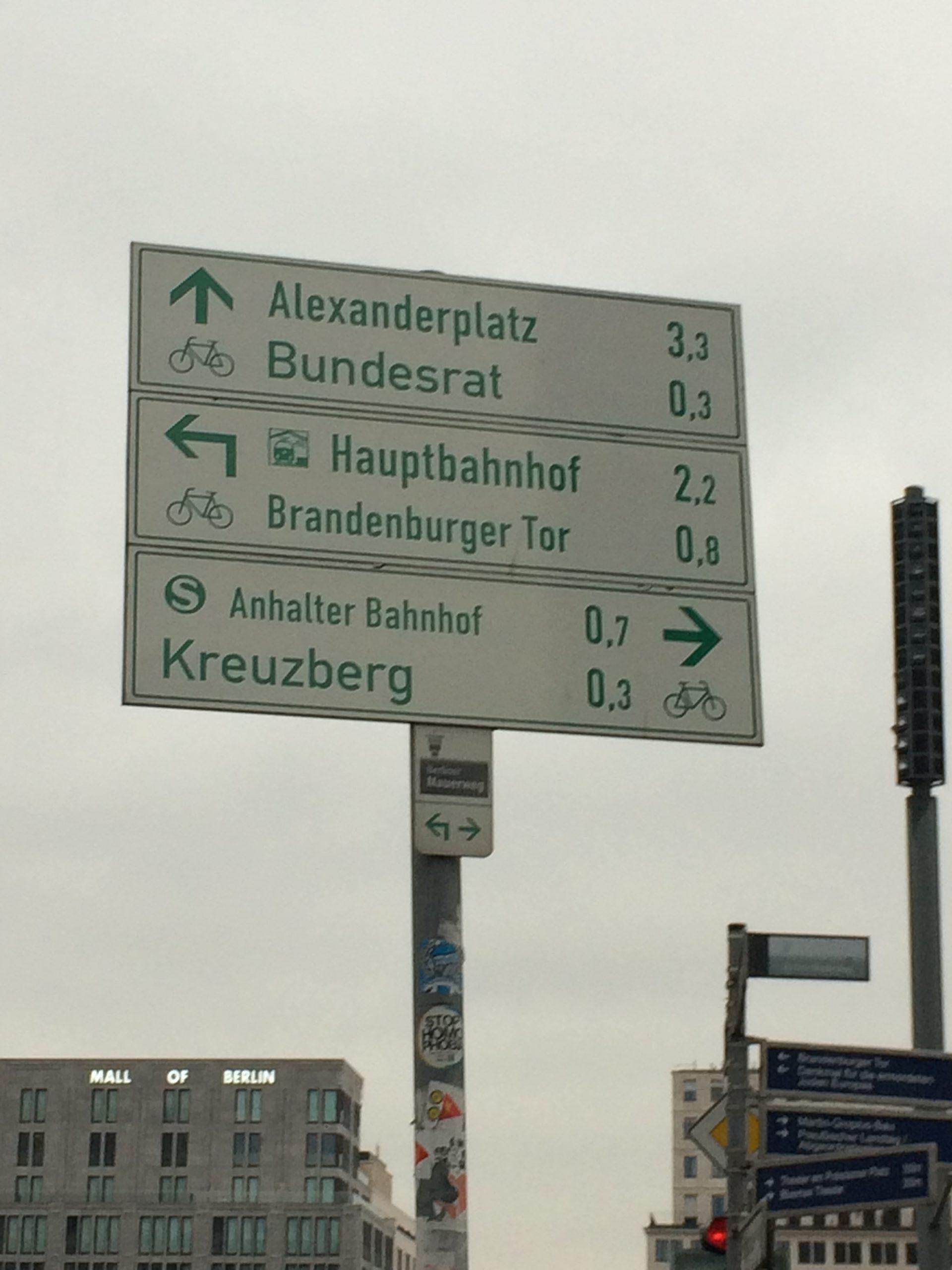 THE BERLIN DIARIES - DE CHAOTISCHE WEEK VOOR VERTREK