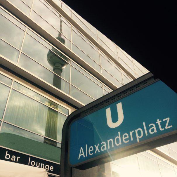 The Berlin Diaries – Mijn eerste avond in Berlijn