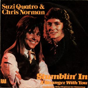 Suzi Quatro en Chris Norman- Stumblin in