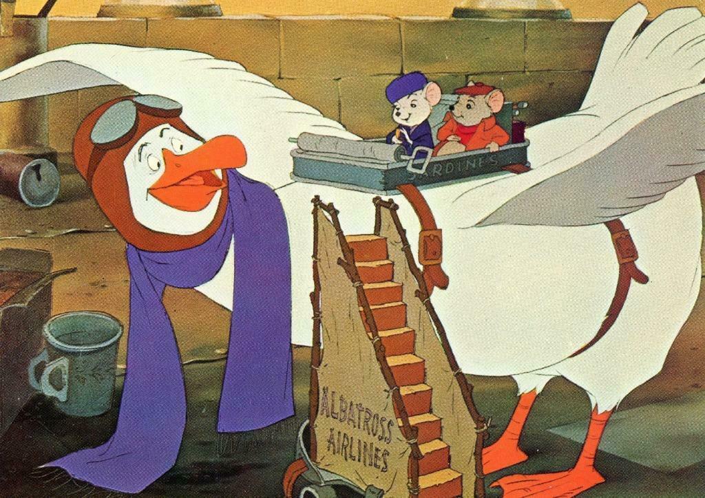 Disney's de Reddertjes - mijn liefde voor Disney - MODESK.NL