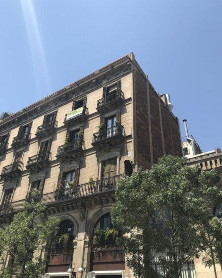 Barcelona architectuur 2018 - cultuurverschillen post